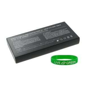 Battery for Dell Latitude CPx H Series, 4460mAh 8 Cell Electronics