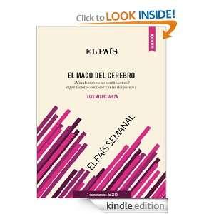 El mago del cerebro (Spanish Edition) LUIS MIGUEL ARIZA