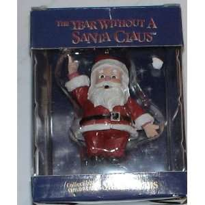 Rankin Bass the Year Without a Santa Claus Ornament