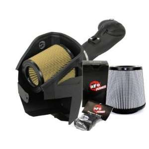 aFe Filters 75 11872 0V Stage 2 Cold Air Intake System with Pro GUARD