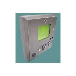 Doorking 1837 Series Surface Mount Hands Free Telephone Entry System