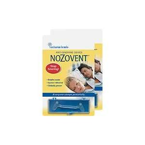 NoZovent   Anti Snoring Device, 2 pack Health & Personal