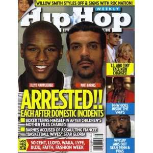 Hip Hop Weekly T.J. Rudy Books