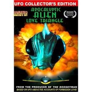 Apocalyptic Alien Love Triangle: Danny Fendley, Linda