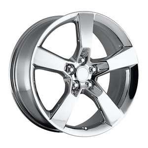20X8 and 20X9 2010 2012 Camaro SS chrome wheels rims
