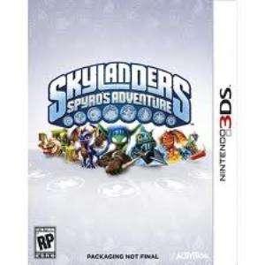 Skylanders Spyros Adventure Nintendo 3DS Game ONLY ** NEW