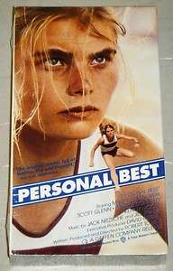 SEALED VHS, Warner Home Video 1982   With: Mariel Hemingway!   OOP