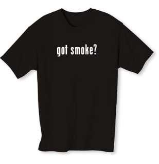 Got Smoke?(Tony Stewart,Nascar,Racing,T Shirt,Medium,M)