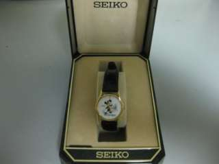 20th Anniversary Seiko Mickey Mouse Watch New in Box
