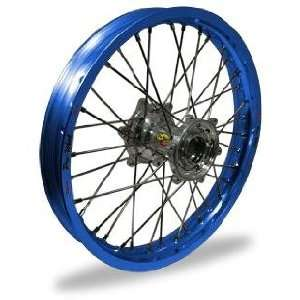 Wheel   Blue Rim/Silver Hub , Color Blue 24 42013 HUB/RIM Automotive
