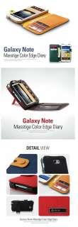 ZENUS Samsung Galaxy Note Case N7000 i9220 MASSTIGE COLOR EDGE+