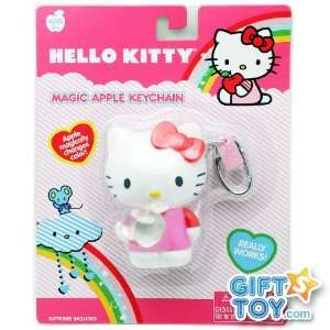 Hello Kitty Magic Apple Keychain Toys & Games