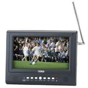 Accessories Naxa 7 Inch Portable Tv Tft Lcd Color Screen Television