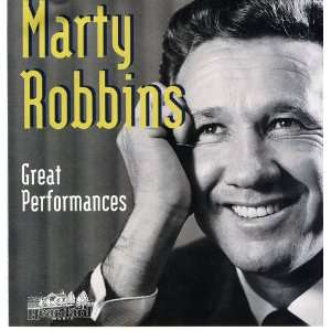 Great Performances: Marty Robbins: Music