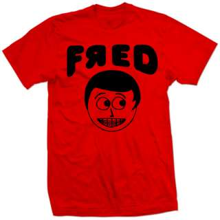 FRED Figglehorn Youtube Nickelodeon Red New SHIRT XL