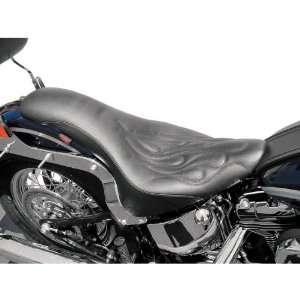 Danny Gray Short Hop Two Up Motorcycle Seat For Harley Davidson FLST