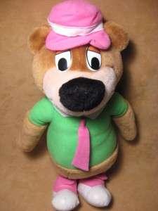 Hanna Barbera* (YOGI BEAR) 20 LaRGe PLuSH DOLL  1990