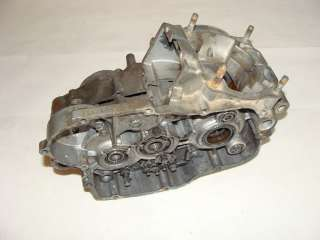 1989 Kawasaki KX125 Engine Motor Cases   Image 01