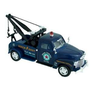 Diecast Tow Truck Wrecker Toys & Games