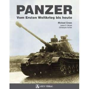 Panzer (9783902475749) Michael Green Books
