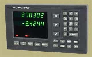 Axis Magnetic Digital Readout Lathe DRO Kit