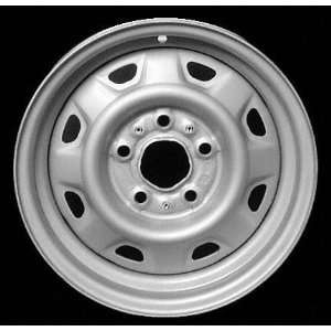 93 94 FORD RANGER STEEL WHEEL RH (PASSENGER SIDE) RIM 14