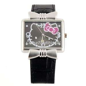 Cartoon Hello Kitty Sports Waterproof Girls Electronic Watch