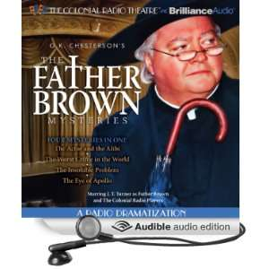 The Father Brown Mysteries   The Actor and the Alibi, The Worst Crime