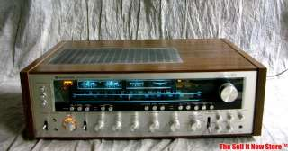 Vintage Kenwood Model 9 Nine GX 2 Channel Stereo Receiver Amplifier