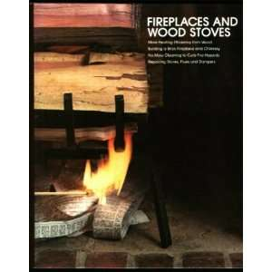 Fireplaces and Wood Stoves (9780809424429) Time Life