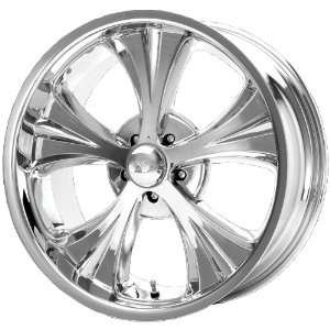 Boyd Coddington Crown Jewel BD0012 Chrome Wheel (17x8/5x4