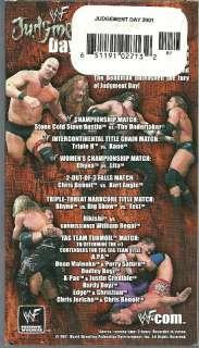 Kane TRIPLE H Chyna LITA Big Show TEST Rhyno Edge X Pac Wrestling VHS