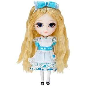 Alice in Wonderland Little Pullip Blue Alice Doll Toys