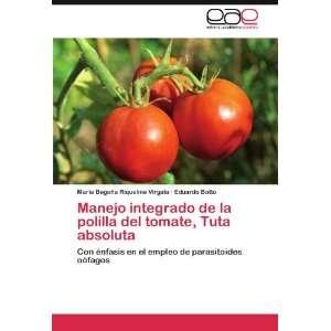 Manejo integrado de la polilla del tomate, Tuta absoluta