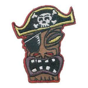 Artist Patch   3 Hidden Treasure Pirate Tiki Wiki: Office Products