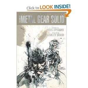 Complete Metal Gear Solid Sons Of Liberty (9781600101939