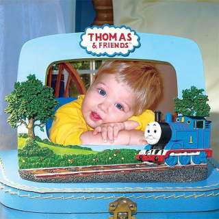 Thomas the Tank Engine 3 D Scene Photo Frame Home Decor