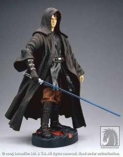 Star Wars Anakin Skywalker Kotobukiya Soft Vinyl Model Kit Figure