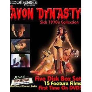 The Avon Dynasty Sick 1970s Box Set: Annie Sprinkle, Vanessa Del
