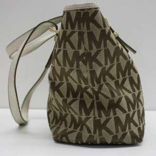Michael Michael Kors Brown Signature Canvas Handbag
