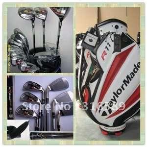 golf products golf club set plus high quality golf bag Sports