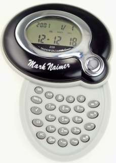 MARK NAIMER Mens WATCH SET with CALCULATOR / CALENDER / ALARM & Mark