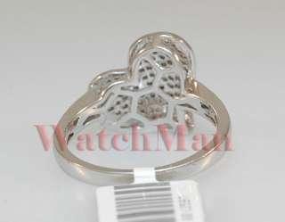 Womens Journey White Gold Diamond Ring SDR 3645 AW