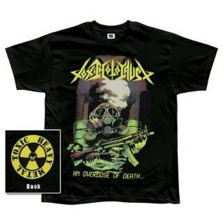 Toxic Holocaust   Toxic Heavy Metal T Shirt Explore