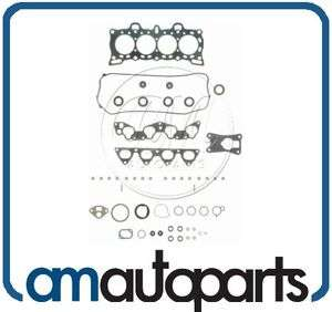 Honda Civic CRX Del Sol 4 Cylinder Head Gasket Set NEW