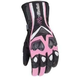 Trip Pro Street Ladies Glove Blk/White/Pink Medium Everything Else