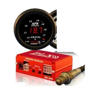 PLX Devices PLX SMDM5 AFR Combo B Air Fuel Ratio Controller and 52mm