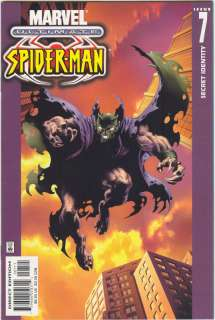 Ultimate Spider Man #7ULTIMATE SPIDEY VS. GREEN GOBLINNEAR MINT