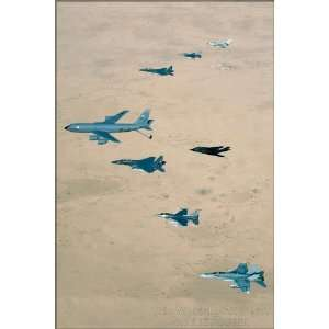 Air Force Expeditionary Wing   24x36 Poster Everything