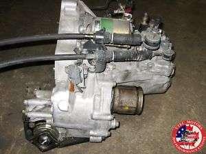 ZC D16A HONDA CIVIC 92 00 4WD 5 SPEED MANUAL TRANSMISSION S22 2000448